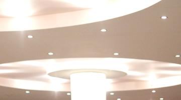 ¿Cómo utilizar lámparas empotrables?